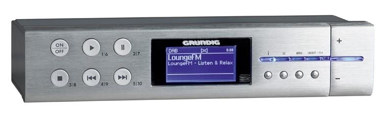 Test DAB+ Radio - Grundig Sonoclock 890 Web - sehr gut