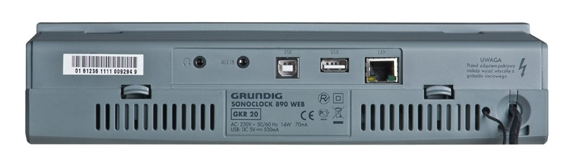 DAB+ Radio Grundig Sonoclock 890 Web im Test, Bild 11