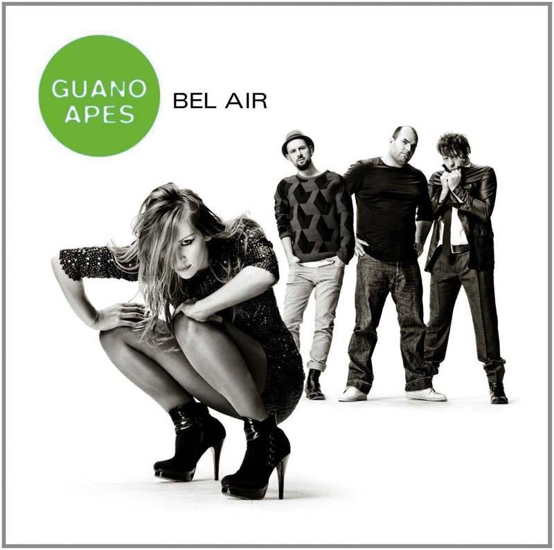 Schallplatte Guano Apes – Bel Air (Sony Music) im Test, Bild 1