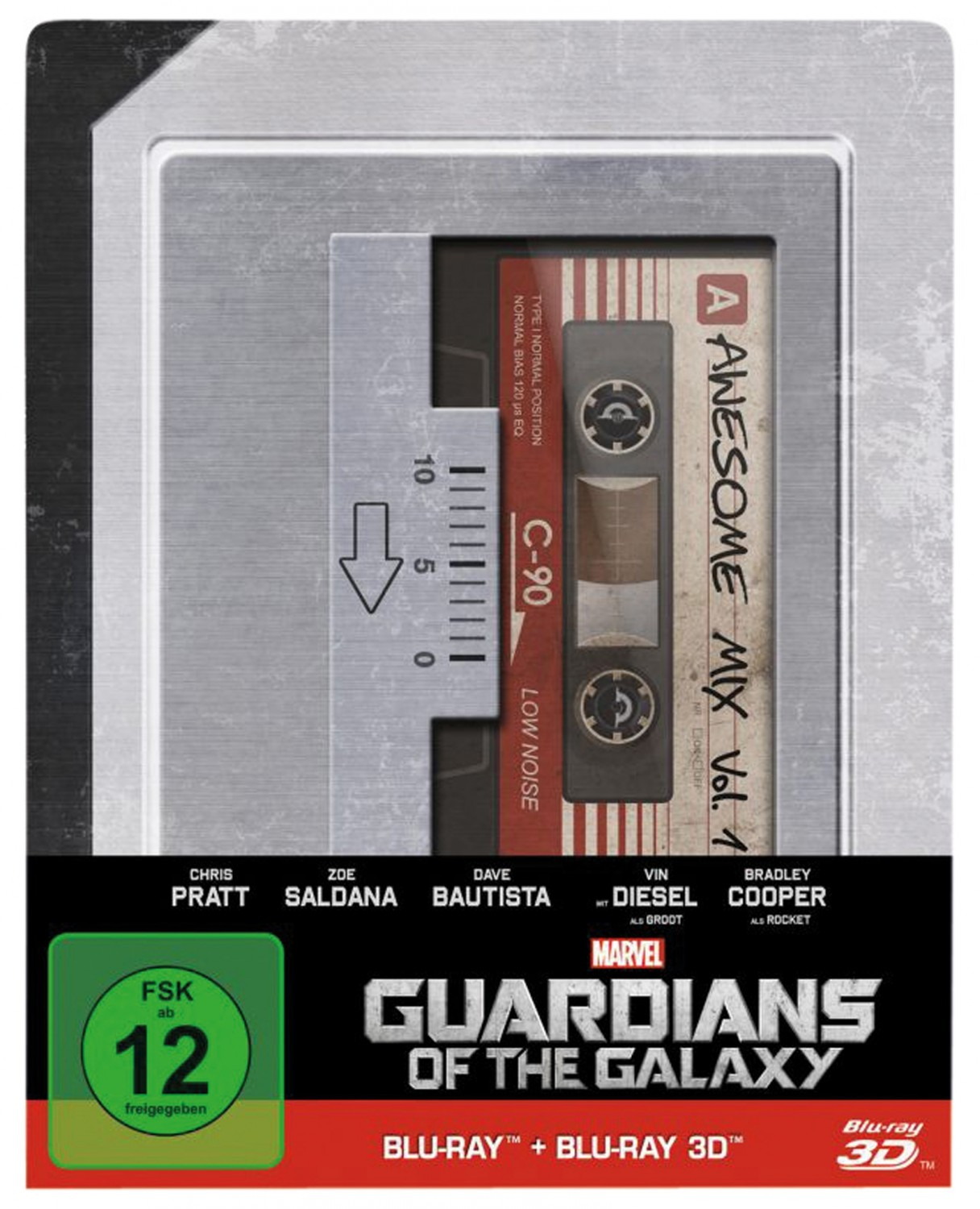 Blu-ray Film Guardians of the Galaxy (Disney,) im Test, Bild 1