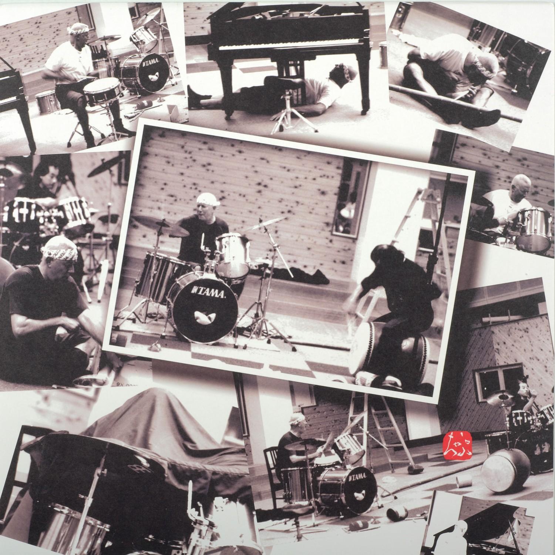 Schallplatte Han Bennink & Sabu Toyozumi - Dada (Chap Chap Records) im Test, Bild 1