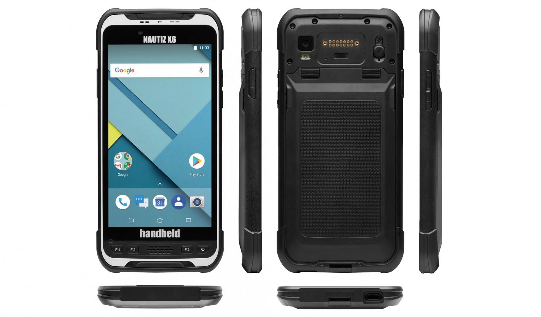 Mobile sonstiges Handheld Nautiz X6 im Test, Bild 2