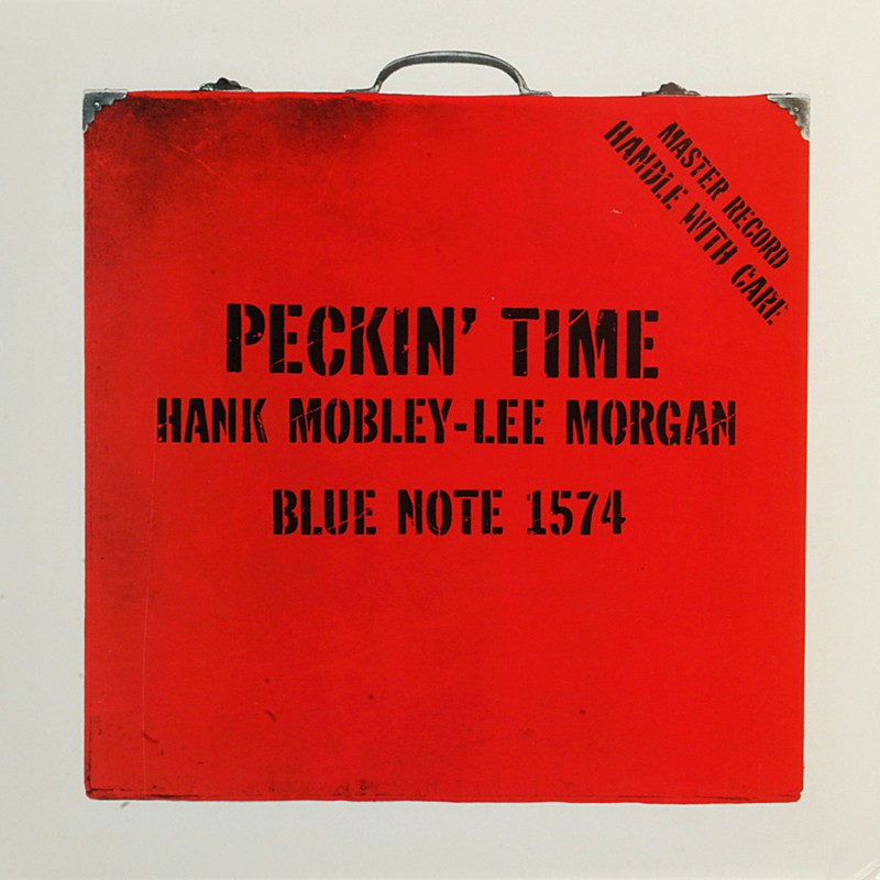 Schallplatte Hank Mobley & Lee Morgan – Peckin' Time (Blue Note) im Test, Bild 1
