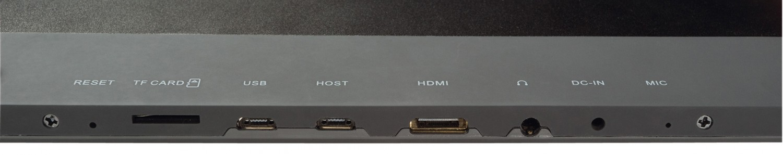 Tablets HANNSpad 13.3 - FHD WiFi - T72B im Test, Bild 2