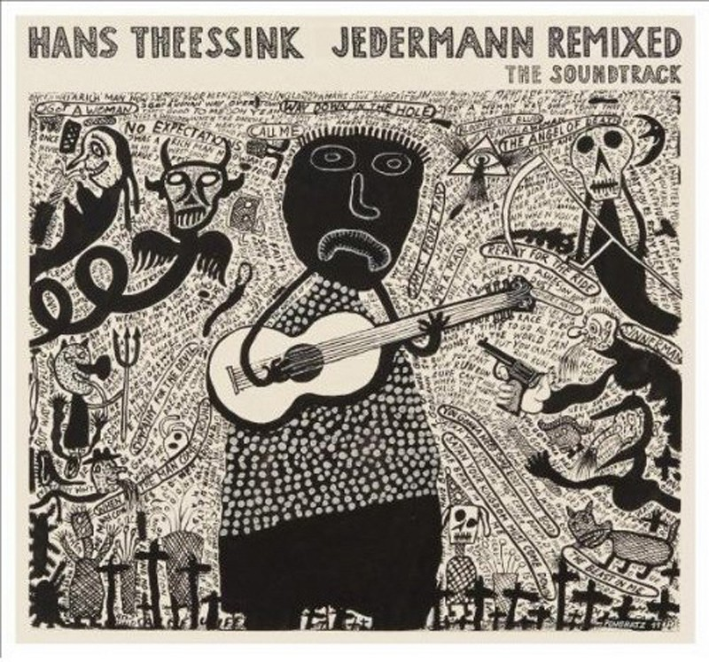 Schallplatte Hans Theessink – Jedermann Remixed (The Soundtrack) (Blue Groove) im Test, Bild 1