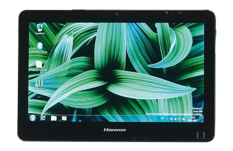Tablets Hanvon TouchPad B10 im Test, Bild 17
