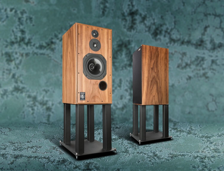 Lautsprecher Stereo Harbeth HL5 – 40th Anniversary Edition im Test, Bild 1