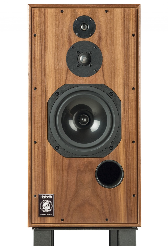 Lautsprecher Stereo Harbeth HL5 – 40th Anniversary Edition im Test, Bild 3