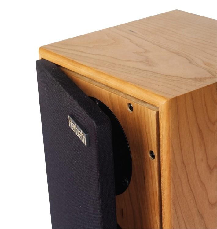Test Lautsprecher Stereo - Harbeth P3ESR - Bildergalerie