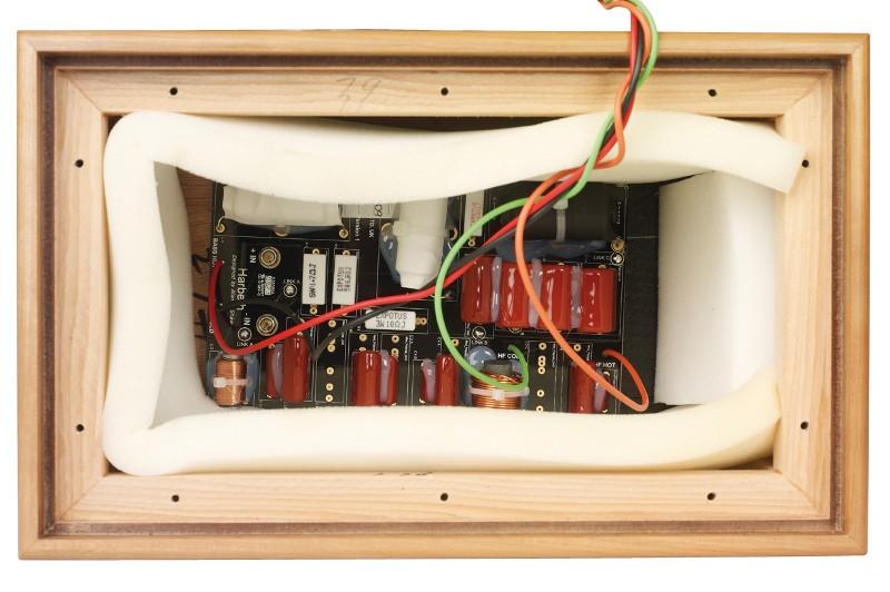 Lautsprecher Stereo Harbeth P3ESR im Test, Bild 3