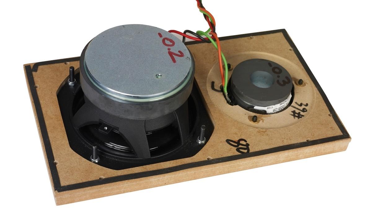 Lautsprecher Stereo Harbeth P3ESR im Test, Bild 6