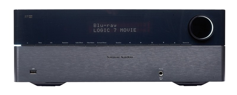AV-Receiver Harman Kardon AVR265 im Test, Bild 1