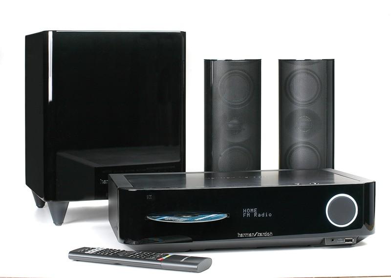 Blu-ray-Anlagen Harman Kardon BDS-470 im Test, Bild 1