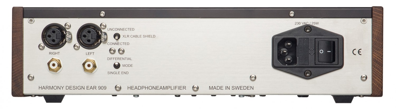 Kopfhörerverstärker Harmony Design Ear 909 ltd. im Test, Bild 3