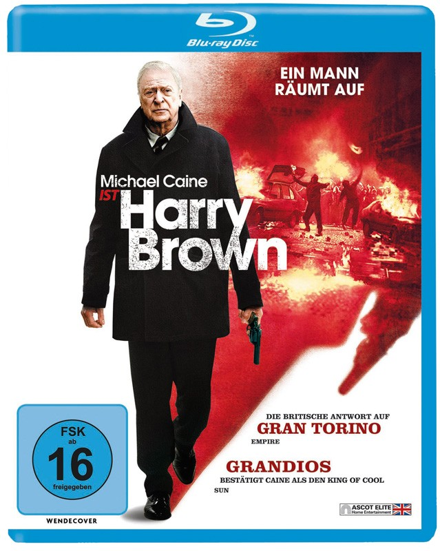 Blu-ray Film Harry Brown (Ascot) im Test, Bild 1