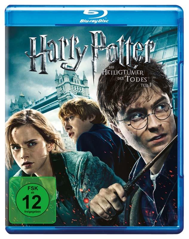 Blu-ray Film Harry Potter – Heiligtümer des Todes 7.1 (Warner) im Test, Bild 1