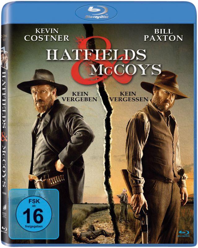 Blu-ray Film Hatfields & McCoys (Sony) im Test, Bild 1
