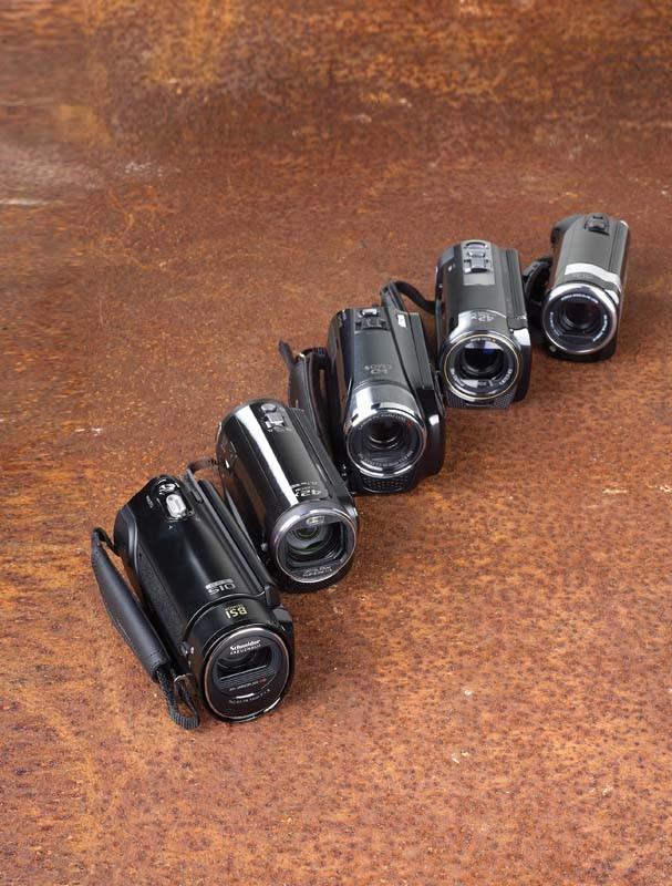 Camcorder: HD- und Mini-Camcorder, Bild 1