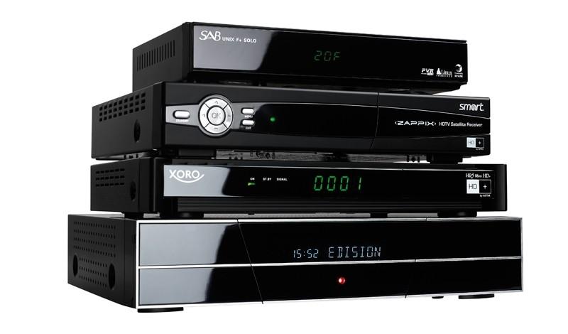 Sat Receiver ohne Festplatte: HDTV-Sat-Receiver mit Aufnahmefunktion, Bild 1