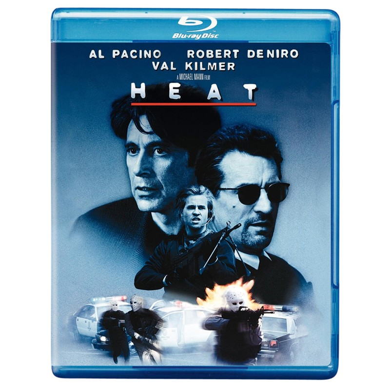 Blu-ray Film Heat (Warner) im Test, Bild 1