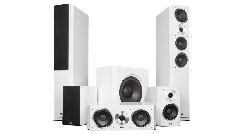 Lautsprecher Surround Heco Aleva GT im Test, Bild 1
