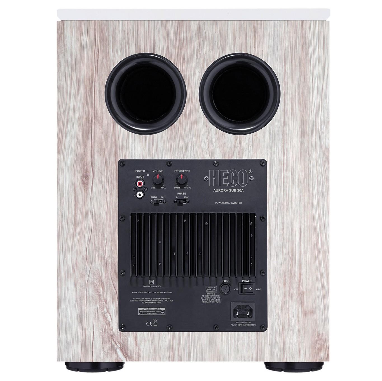 Lautsprecher Surround Heco Aurora 700 - 5.1-Set im Test, Bild 6