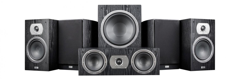 Lautsprecher Surround Heco Victa-Prime-Set im Test, Bild 1