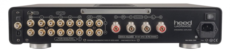 Vollverstärker Heed Audio Lagrange im Test, Bild 6