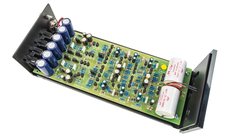 Phono Vorstufen Heed Audio Quasar 3 im Test, Bild 5