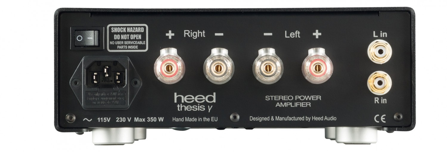 Vor-Endstufenkombis Hifi Heed Audio Thesis Lambda, Heed Audio Thesis Pi, Heed Audio Thesis Gamma im Test , Bild 5