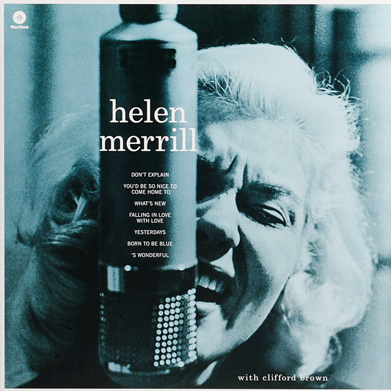 Schallplatte Helen Merrill with Clifford Brown (Wax Time) im Test, Bild 1