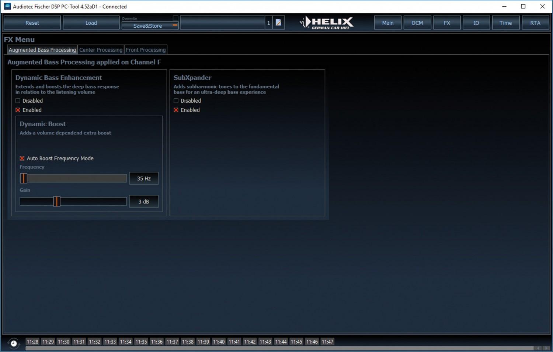 Soundprozessoren Helix DSP.3 im Test, Bild 5