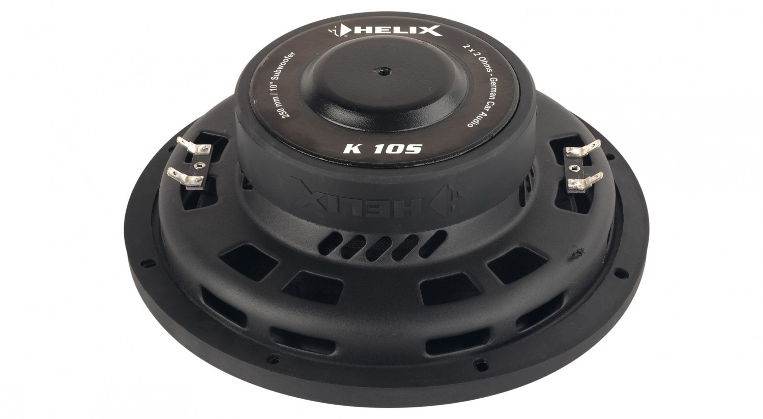 In-Car Subwoofer Chassis Helix K 10S im Test, Bild 4