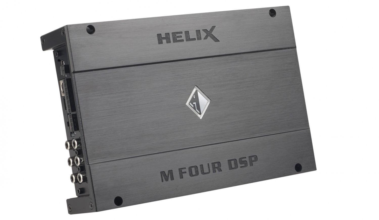 Car-HiFi Endstufe 4-Kanal Helix M FOUR DSP im Test , Bild 15