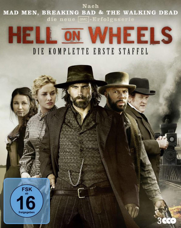 Blu-ray Film Hell on Wheels (Enterteinment One) im Test, Bild 1