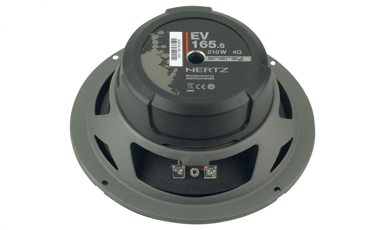 Car-HiFi-Lautsprecher 16cm Hertz ESK 165 im Test, Bild 27