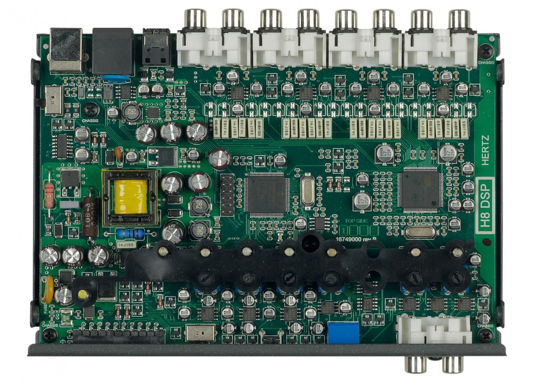 Soundprozessoren Hertz H8 DSP im Test, Bild 2