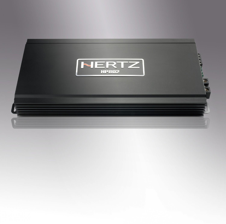Car-HiFi Endstufe 2-Kanal Hertz HP 802 im Test, Bild 1