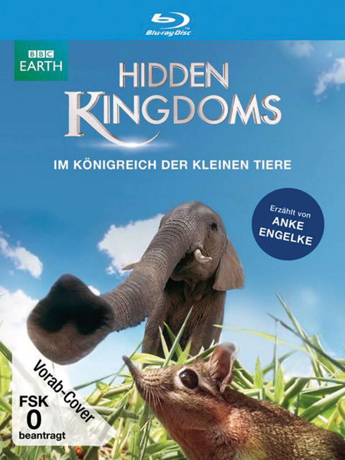 Blu-ray Film Hidden Kingdoms (Universum) im Test, Bild 1