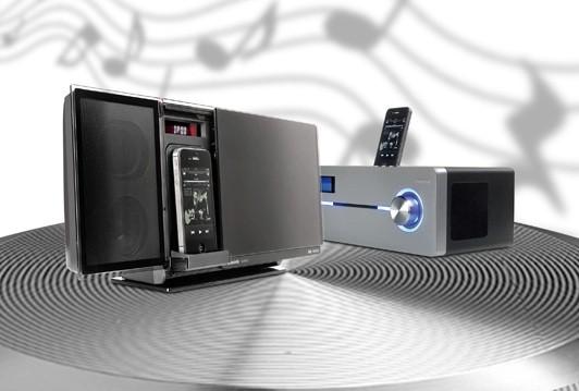 test micro anlagen lenco ipd 9000 lg fa166. Black Bedroom Furniture Sets. Home Design Ideas