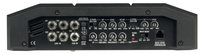 Car HiFi Endstufe Multikanal Hifonics ARX5005 im Test, Bild 24