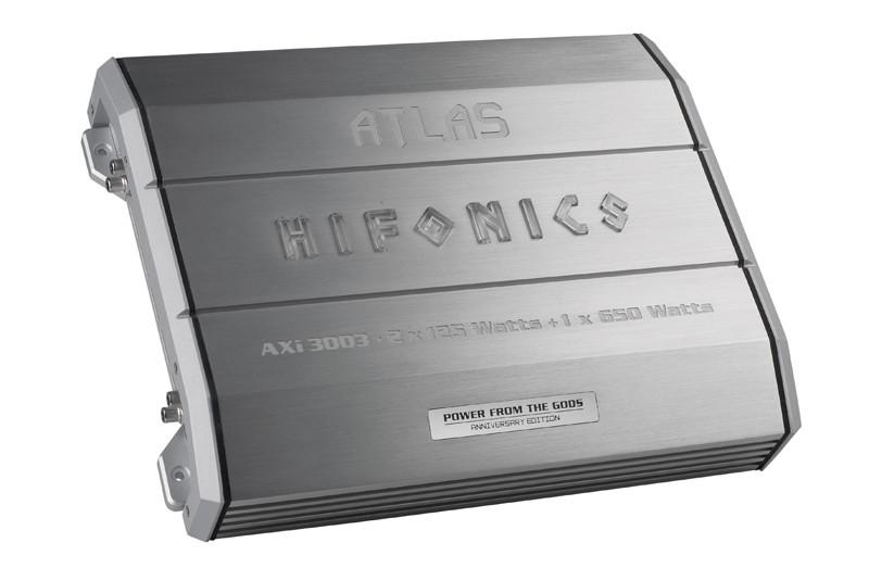 Car HiFi Endstufe Multikanal Hifonics Atlas Axi 3003 im Test, Bild 1