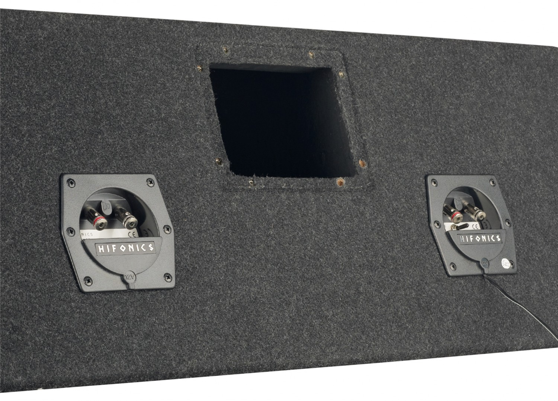 Car-Hifi Subwoofer Gehäuse Hifonics MR-8 Dual im Test, Bild 4