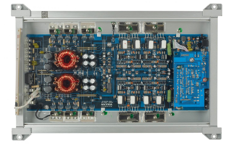 Car-HiFi Endstufe 4-Kanal Hifonics VXI 6404 im Test, Bild 14