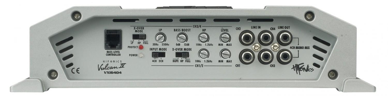 Car-HiFi Endstufe 4-Kanal Hifonics VXI 6404 im Test, Bild 15