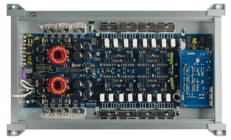 Car-HiFi Endstufe 4-Kanal Hifonics VXI9404 im Test, Bild 13