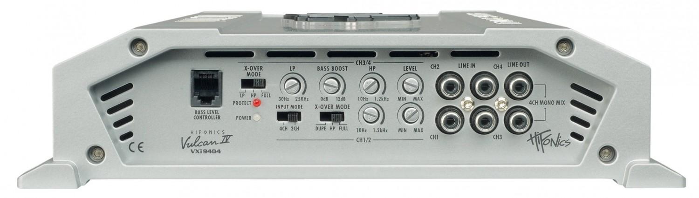 Car-HiFi Endstufe 4-Kanal Hifonics VXI9404 im Test, Bild 14