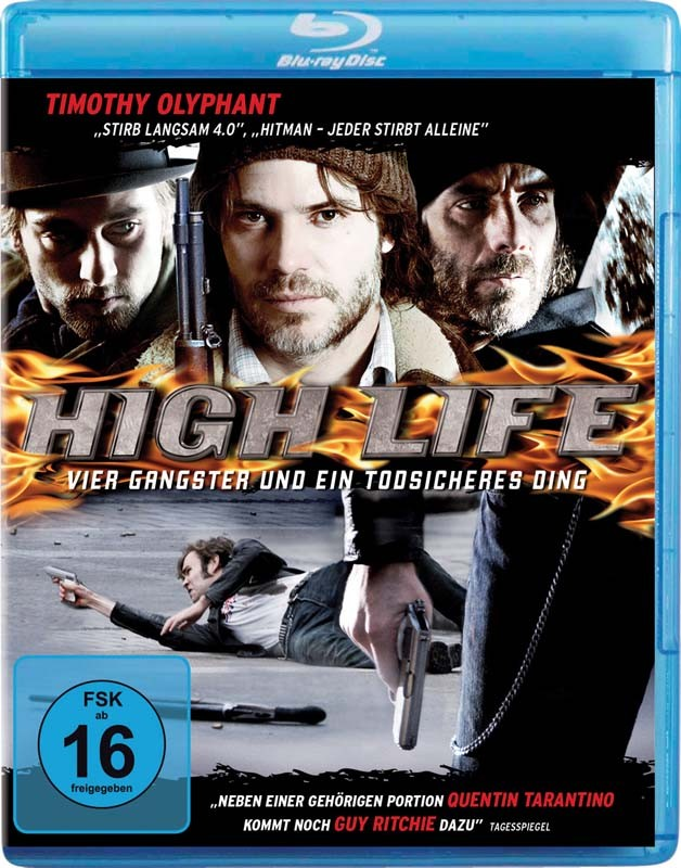 Blu-ray Film High Life (Koch) im Test, Bild 1