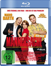 Blu-ray Film Highlight Männersache - Premium Edition im Test, Bild 1