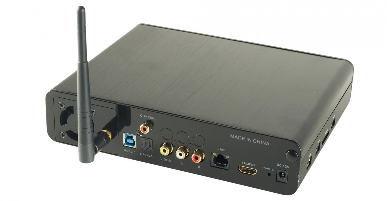 DLNA- / Netzwerk- Clients / Server / Player HiMedia Q10 Pro im Test, Bild 2